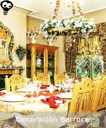 Decoraci n barroca aqu tienes art culos decorativos de - Estilo barroco decoracion ...