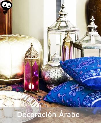 Decoraci n rabe cat logo con los mejores art culos de estilo morisco Decoracion estilo arabe