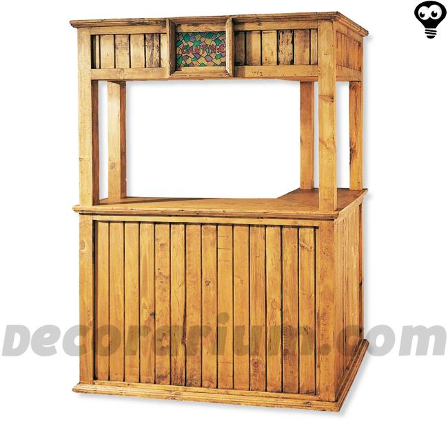 Cat logo de mueble bar y barras ideales para la hosteler a y el hogar - Mueble bar rustico ...